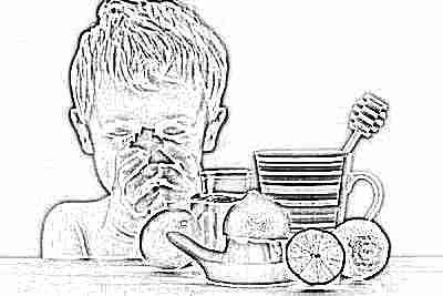Народные средства против кашля без температуры у ребенка