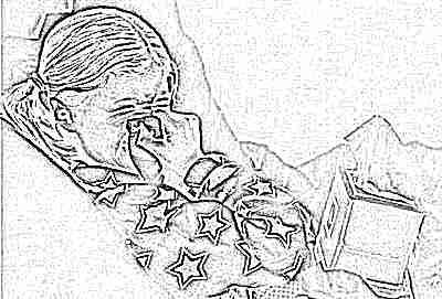 Насморк при кашле и температуре у ребёнка