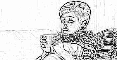 Как облегчить кашель с температурой у ребёнка - советы
