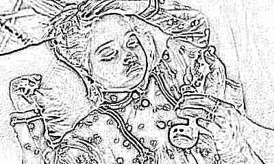 Правила приема антибиотиков при кашле и насморке у ребенка