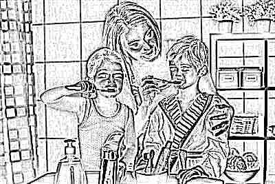 Молочные зубы у детей: схема выпадения, во сколько лет и как меняются на постоянные