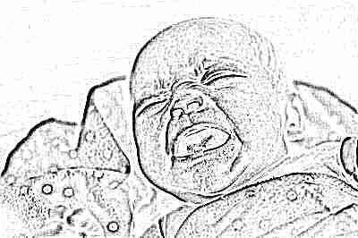 Температура как симптом при прорезывании зубов у детей