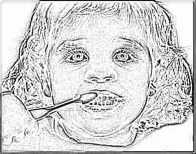 У моего ребенка 14 зубов в 2 года