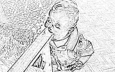 Опухла на десне у ребенка кариес