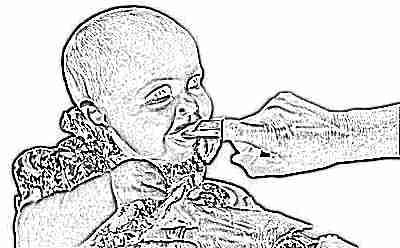 Как выглядят десны при прорезывании зубов у ребенка?