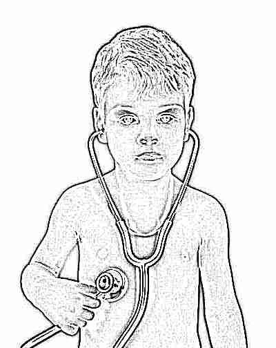 Не закрылся клапан сердца у новорожденных