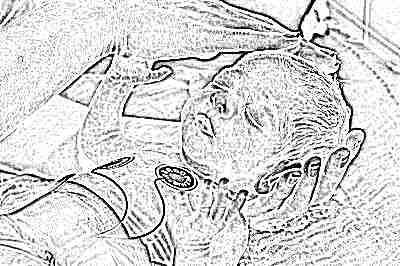 Впс дмжп у новорожденного