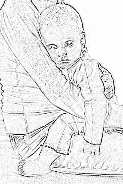 Эритроциты в крови ребенка в 1 год