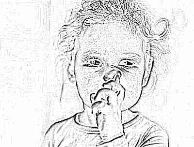 Почему у ребенка во сне кровь из носа