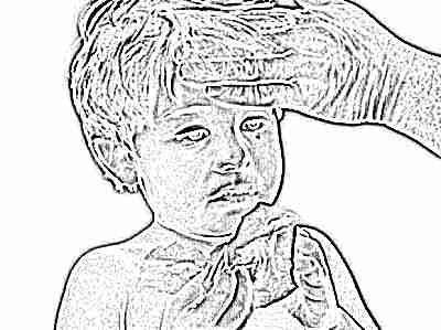 Анализ крови ребенка полтора года