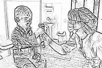 Нормальный анализ крови ребенка 4 года