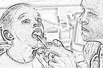 Скарлатина у детей симптомы фото сыпи 14