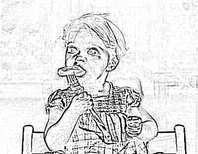 Домашняя куриная колбаса - рецепт для детей, худеющих и всех-всех-всех!