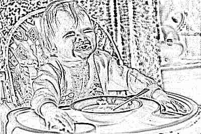 Можно ли борщ ребенку 2 года с уксусом