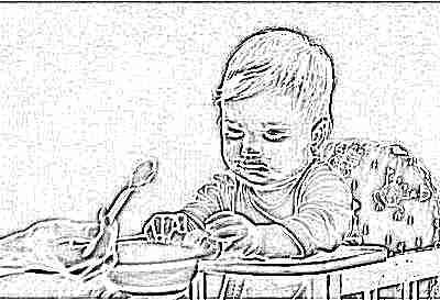 Манная каша для ребенка, пошаговый рецепт с фото