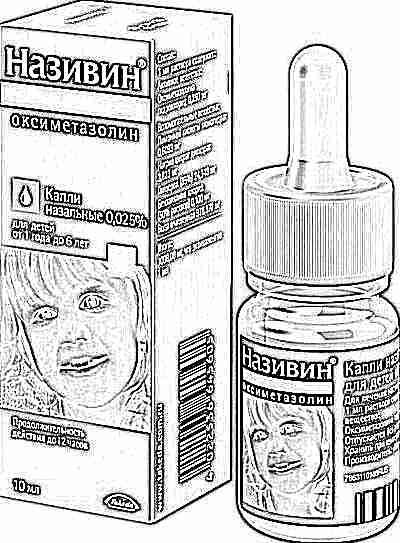 Капли в нос для детей Адринол: как следует применять средство, показания и противопоказания к применению, побочные реакции