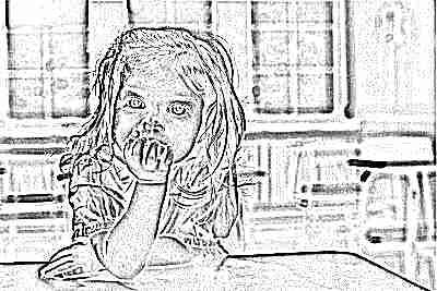 Ребенку 5 лет скандалит