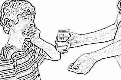 Против рвоты лекарство для детей