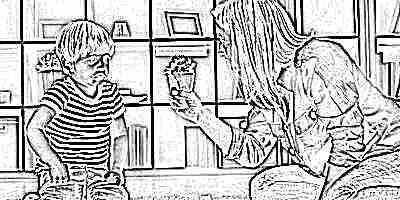 Как усмирить ребенка в 4 года