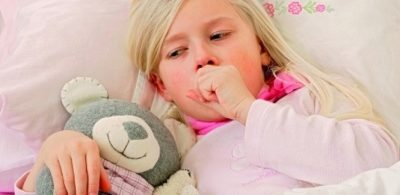 У ребенка кашель и температура какой антибиотик давать