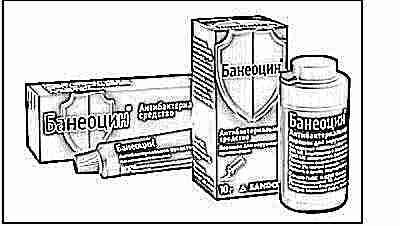 Банеоцин порошок: инструкция по применению для новорожденных и детей до года