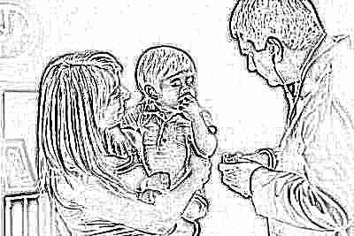 Противовирусные препараты ребенку 1 год