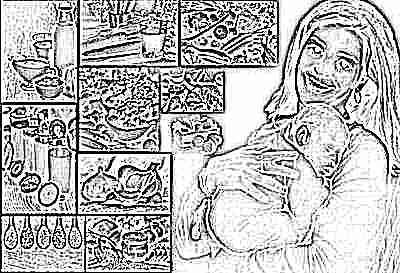Как похудеть кормящей матери в домашних условиях