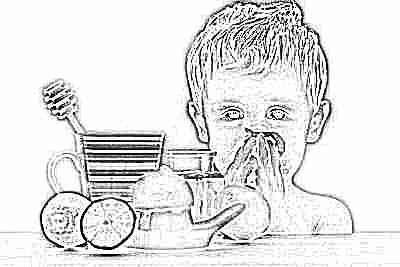 Как вылечить кашель у 3 летнего ребенка народные средства