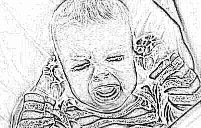 Отит у ребенка 1 год народные средства