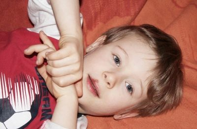 Ребенку 4 года простуда на губе