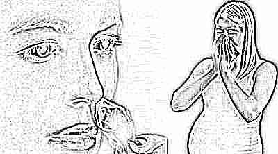 Кровотечение из носа при беременности на ранних сроках