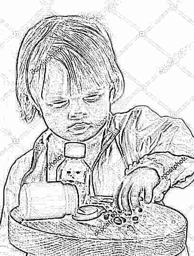 Парацетамол ребенку 2 года дозировка в таблетках при температуре