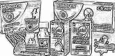 Парацетамол можно от температуры ребенку 5 летнему