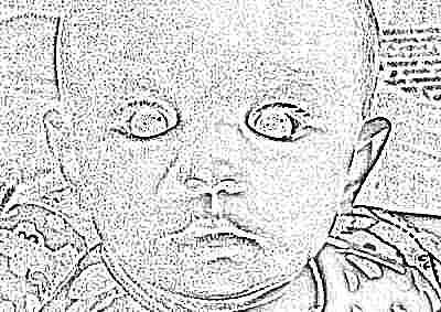 Зрачок большой у ребенка 2 года