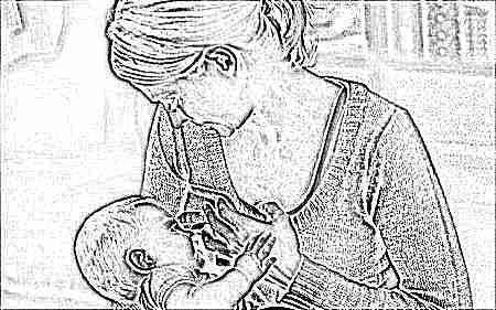 Состав и жирность грудного молока, температура и особенности