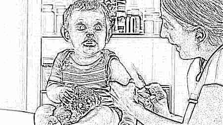 Прививки в 2 года