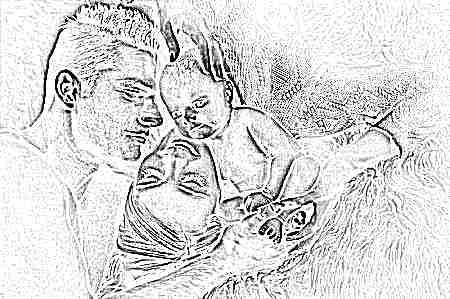 Питание новорожденного в первые дни жизни