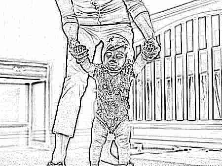 Развитие новорожденного по месяцам в таблице