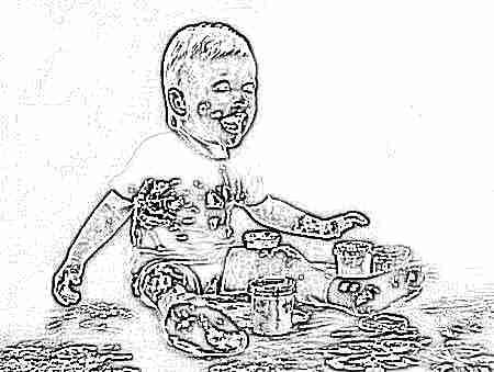 Развитие ребенка в полтора года