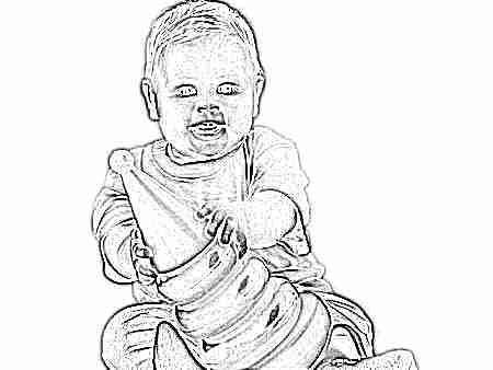 Вес ребенка в 10 месяцев норма