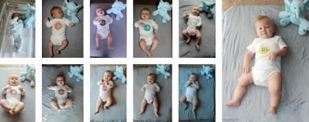 Что умеет малыш в 10 месяцев