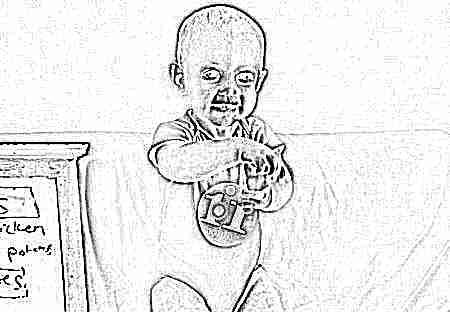 значит развитие ребенка в 11 месяцев нить