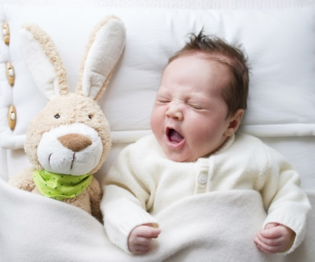 Младенец в 2 месяца