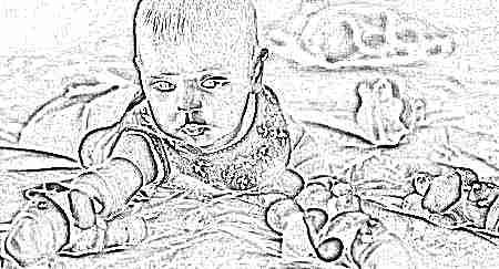 Ребенок в 4 месяца развитие