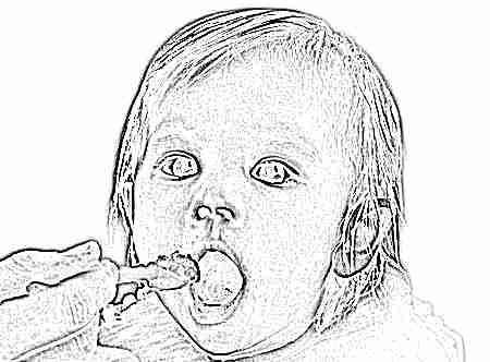 Как давать ребенку желток первый раз