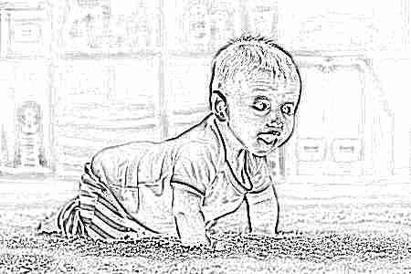 Когда ребенок начинает садиться самостоятельно