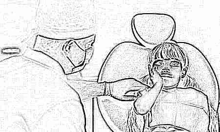 Пульпит у детей молочных зубов лечение