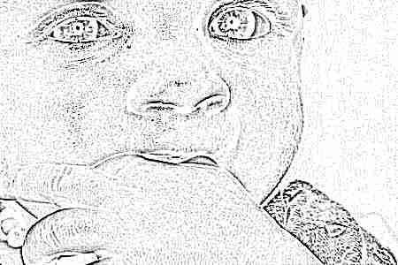 Как лезут клыки у детей