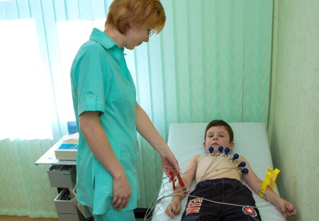 Синусовая тахикардия у ребенка