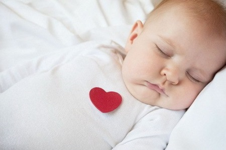 Дырка в сердце у новорожденного